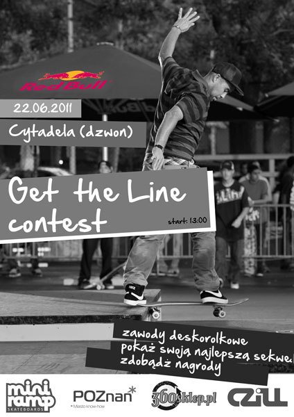 get the line contest cytadela
