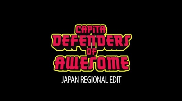 CAPITA Defenders Of Awesome - Japan Edit