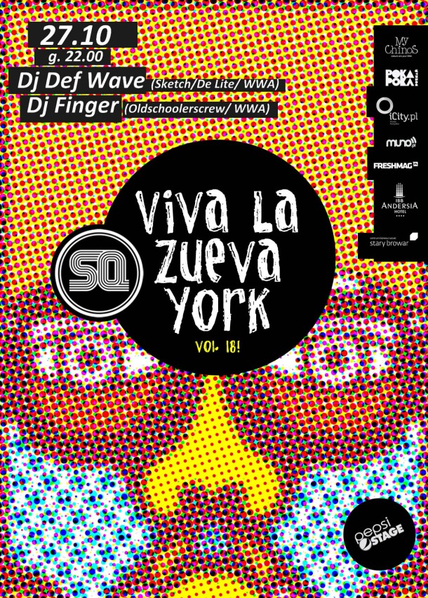Viva La Zueva York vol. 18!