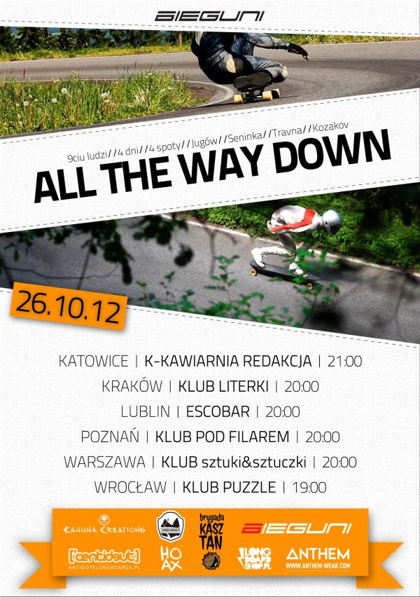 All The Way Down premiera