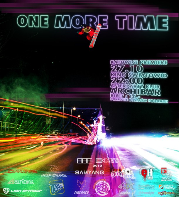 "Premiera  ""One More Time"""