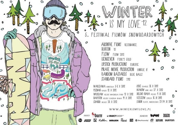 Winter is my love 2012