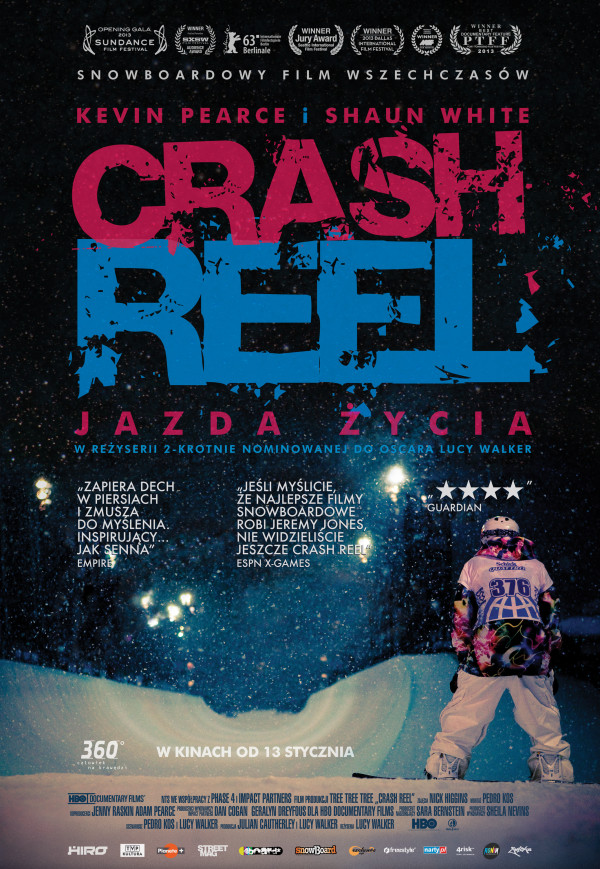 Plakat Crash Reel