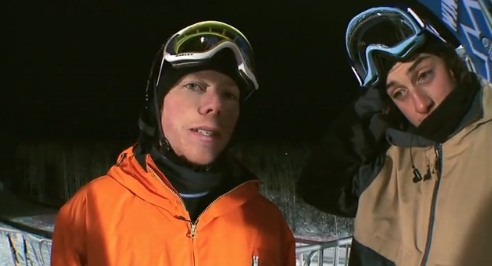 In Your Face: X-Games – Mark McMorris vs Torstein Horgmo