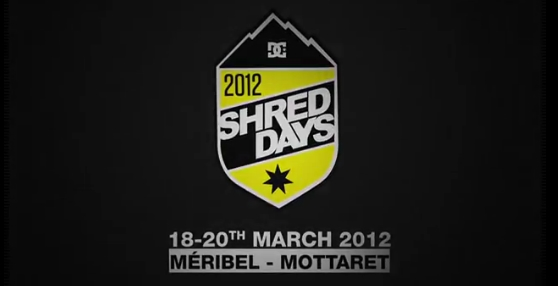 dc shred days 2012