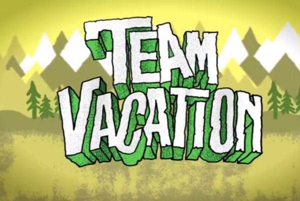 team vacation