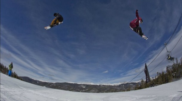 Torstein Horgmo, Mark McMorris