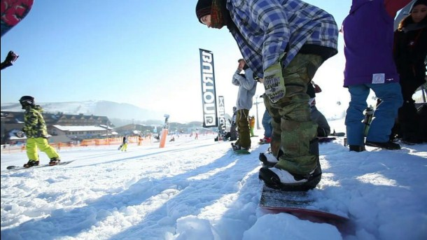 World Snowboard Day 2013 video