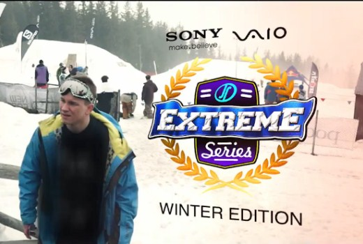 Sony VAIO Extreme Series Winter Edition 2013 - Official Video
